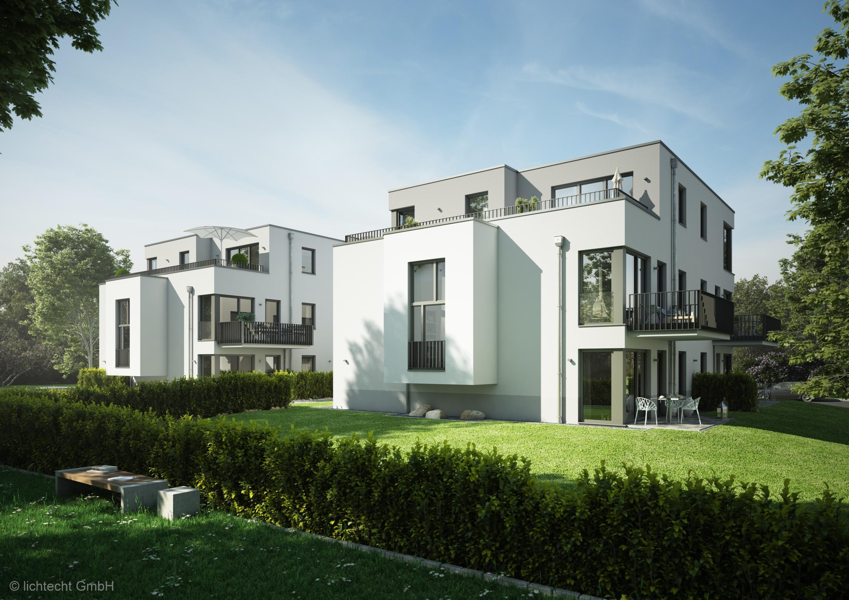 Wohnen auf dem priwall bruch suhr architekten partgmbb - Architekten lubeck ...
