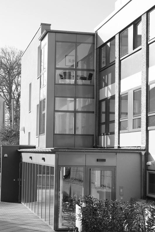 Erweiterung arbeitsgericht neustra e bruch suhr - Architekten lubeck ...