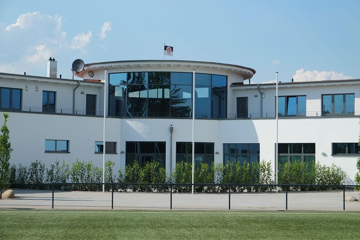 Bruch + Suhr Architekten - Trainingszentrum FC St. Pauli