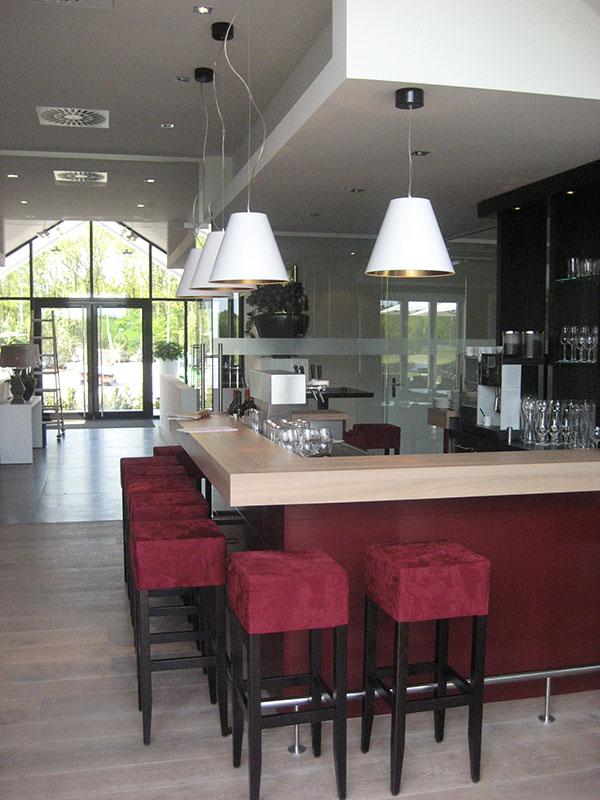 Bruch + Suhr Architekten - Golfclub Hamburg Holm